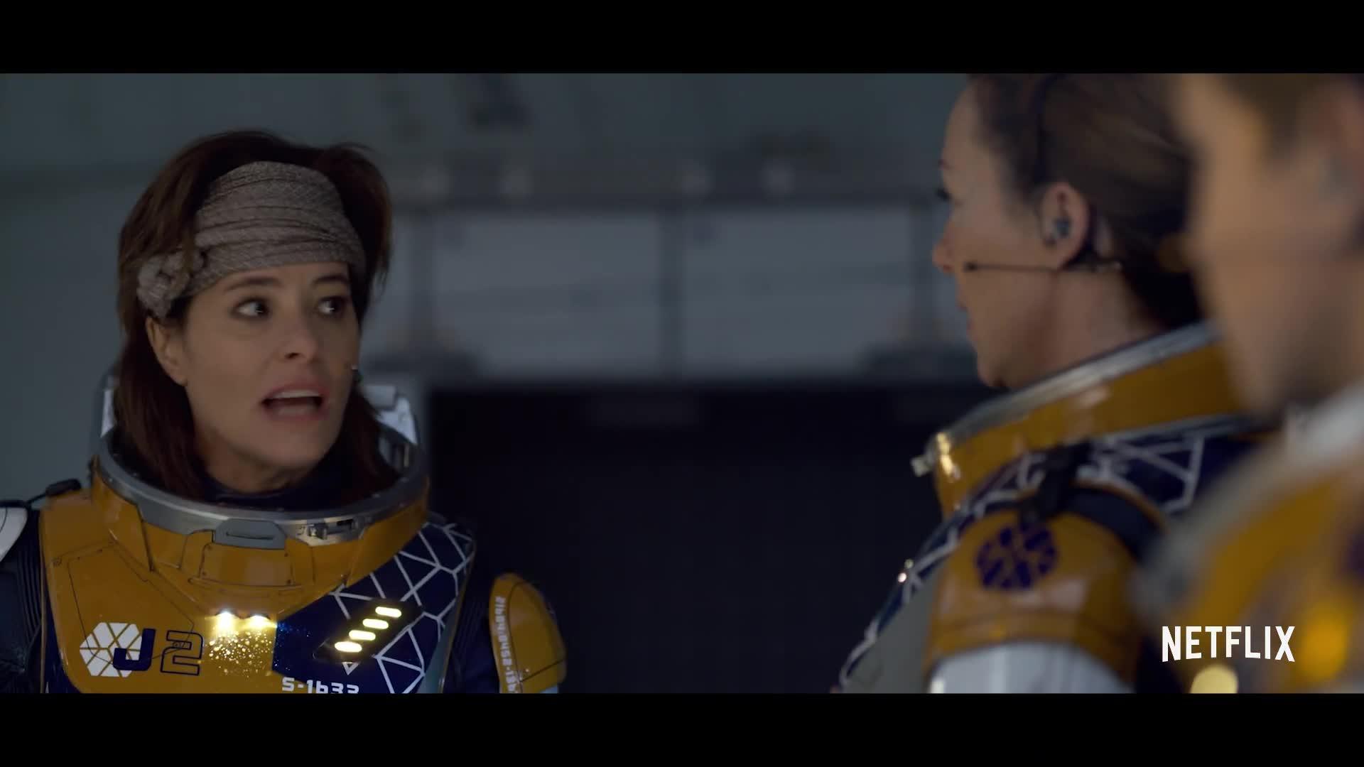 Trailer, Netflix, Serie, Lost in Space, Verschollen zwischen fremden Welten