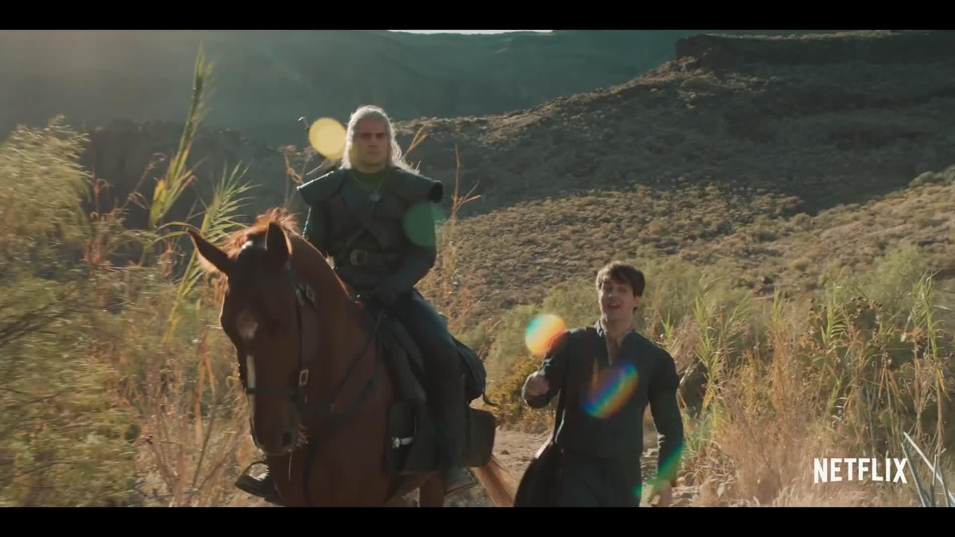 Trailer, Netflix, Serie, The Witcher, Geralt von Riva, Geralt