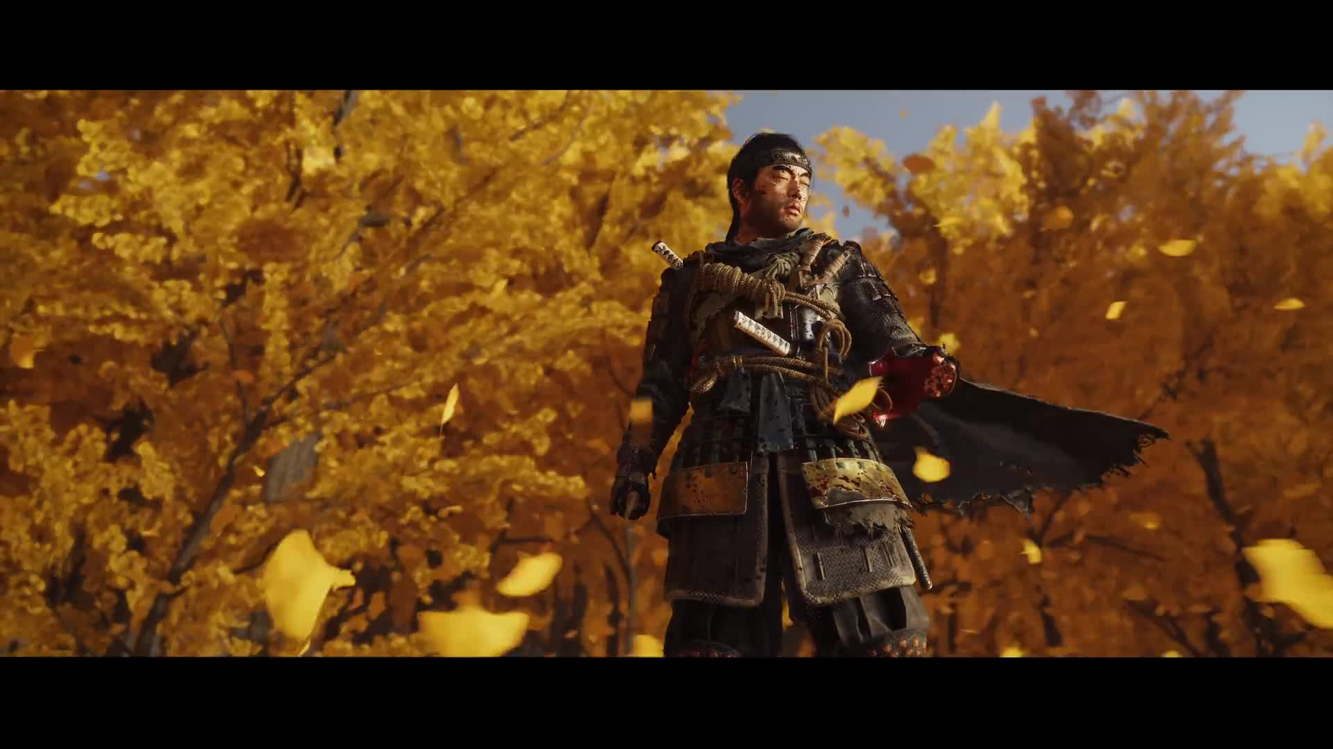 Trailer, Sony, PlayStation 4, Playstation, PS4, Sony PlayStation 4, Sony PS4, Game Awards, Ghost of Tsushima, Sucker Punch, Game Awards 2019