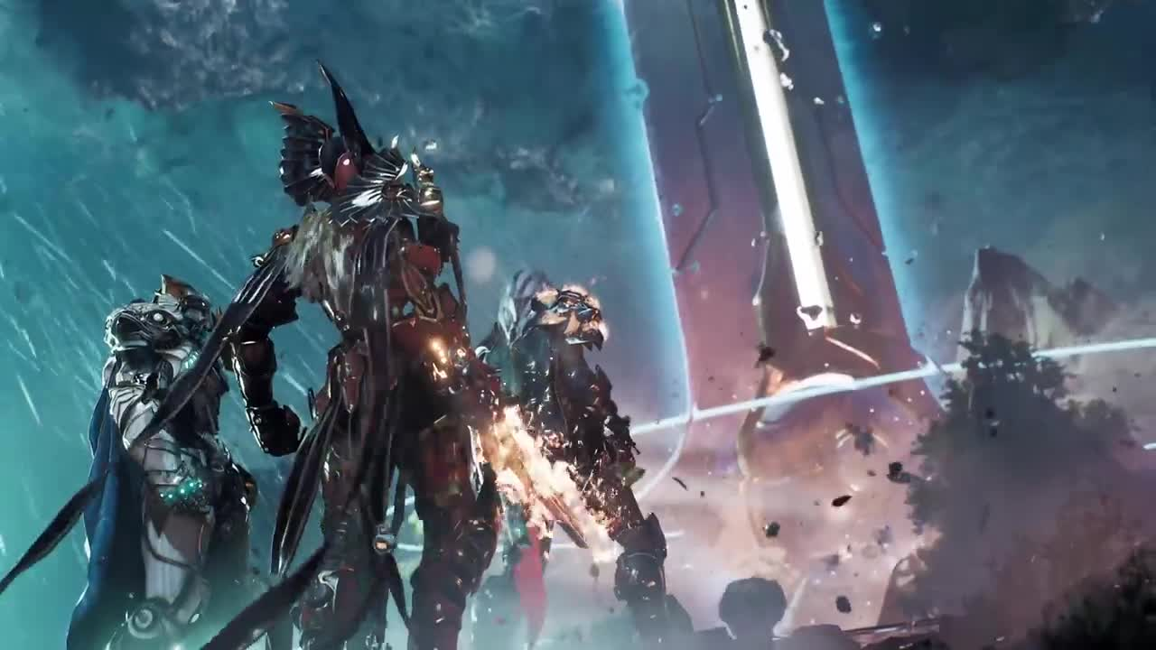 Trailer, Sony, PlayStation 5, ps5, Gearbox, Epic Games Store, Game Awards, Gearbox Software, Game Awards 2019, Godfall
