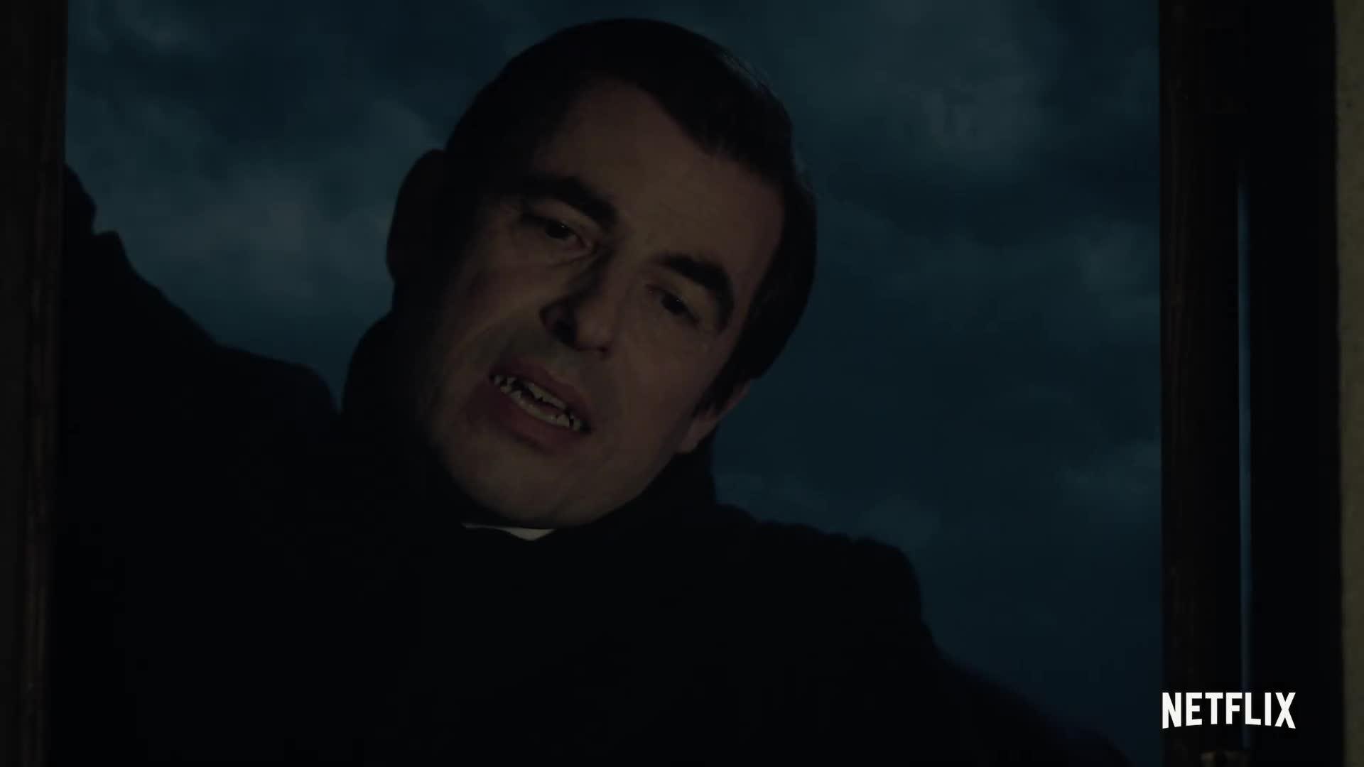 Trailer, Netflix, Serie, Horror, Bbc, Dracula