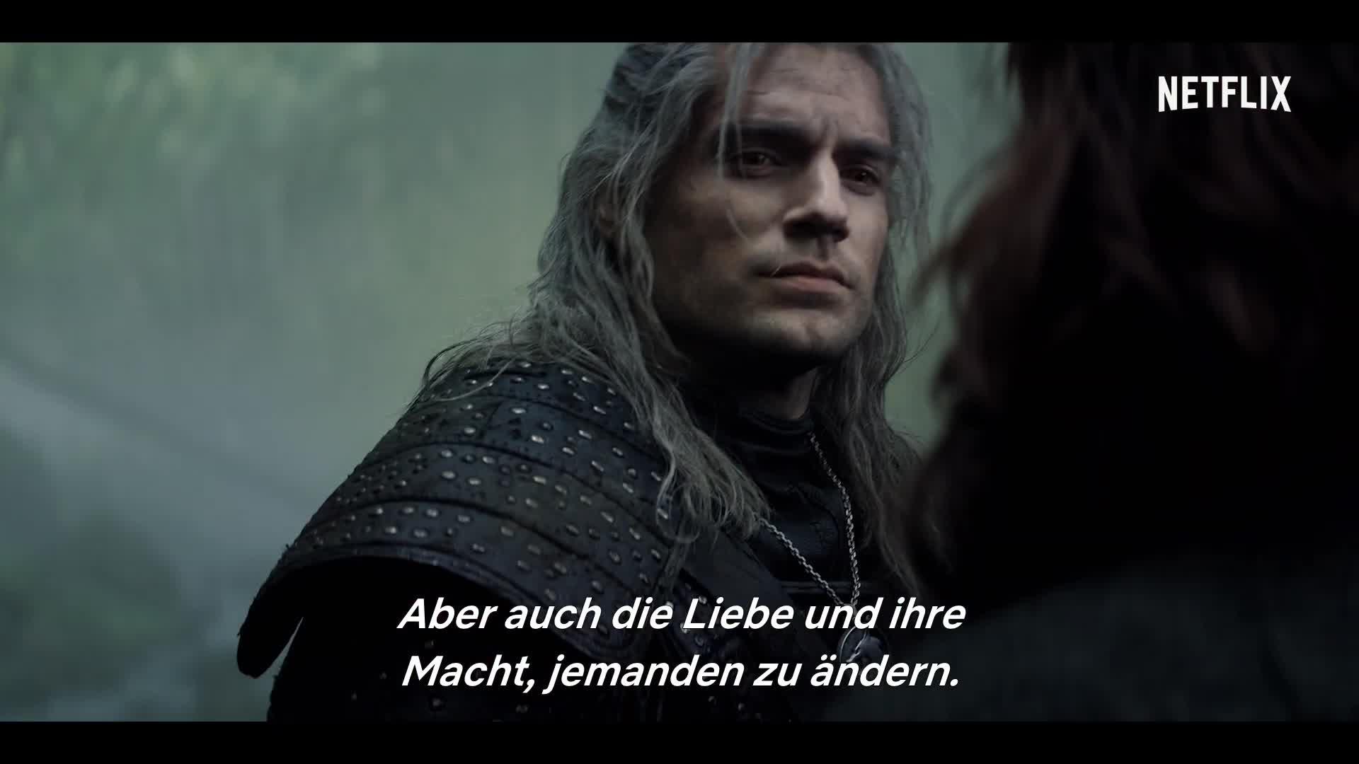 Netflix, Serie, The Witcher, Fantasy, Geralt von Riva, Geralt