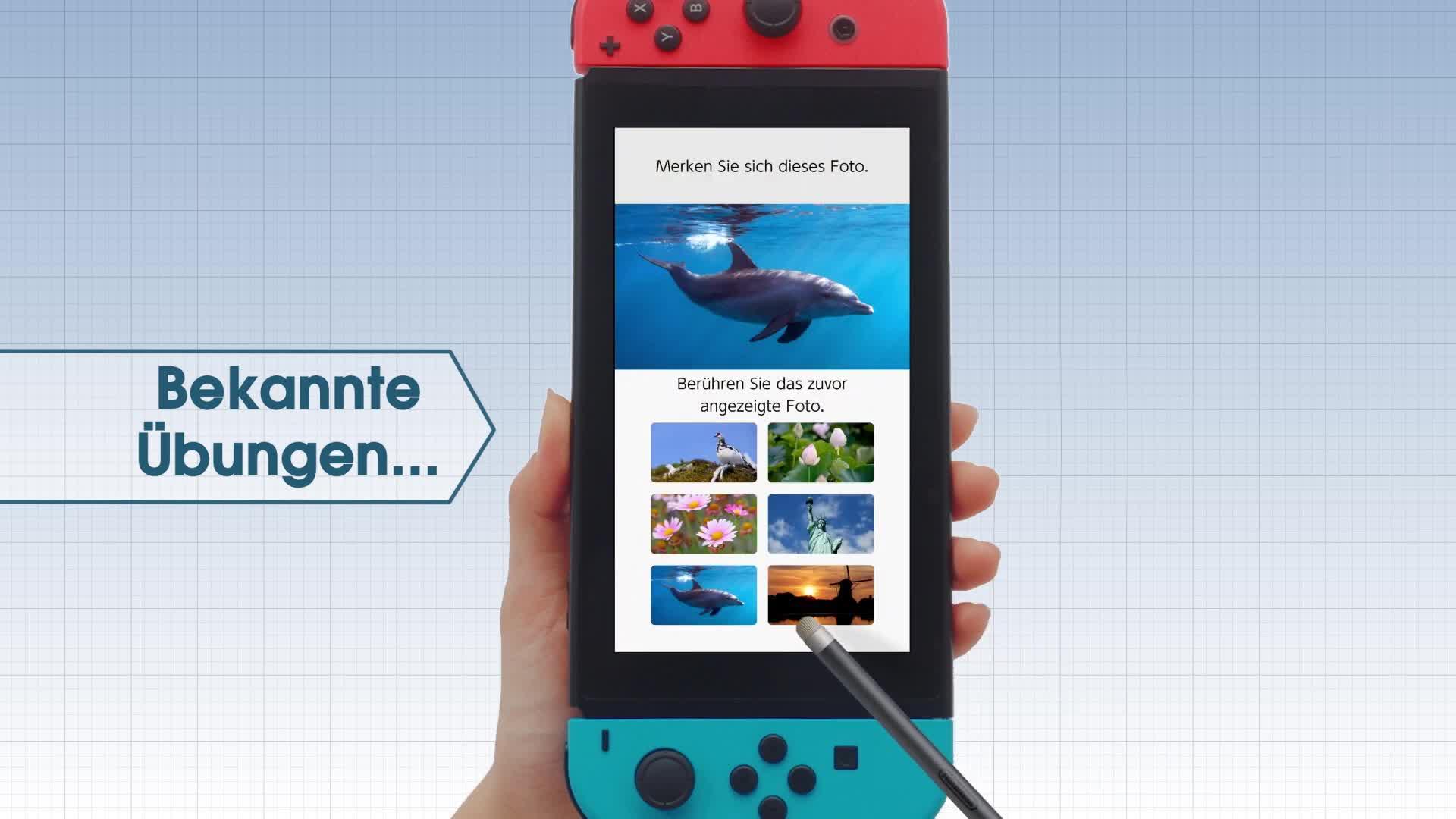 Trailer, Nintendo, Nintendo Switch, Switch, Dr. Kawashima, Dr. Kawashimas Gehirn-Jogging, Gehirn-Jogging