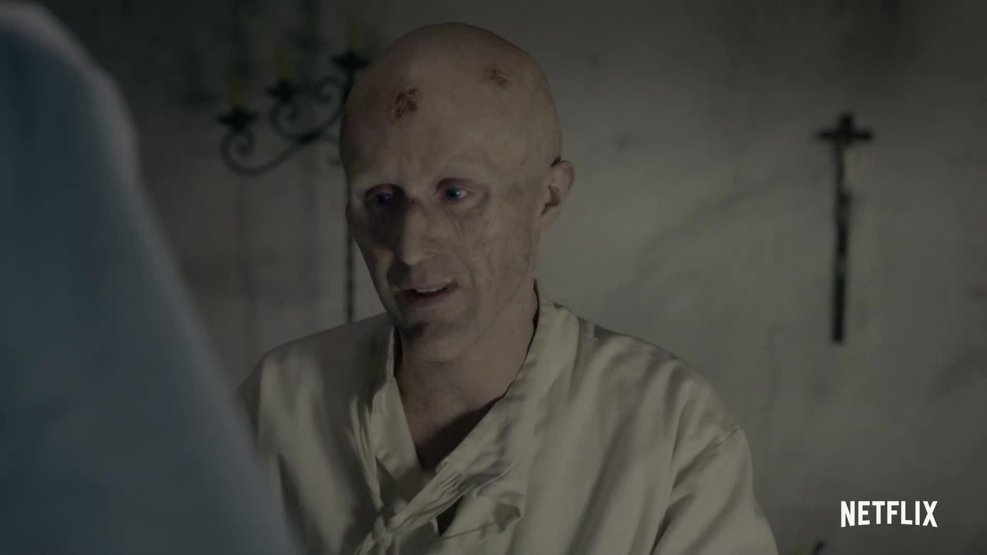 Trailer, Netflix, Serie, Horror, Dracula