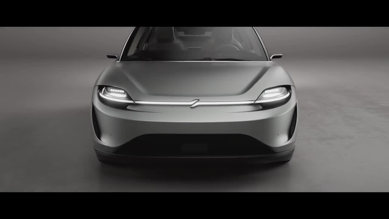 Sony, Auto, Ces, Elektroautos, Elektromobilität, Elektroauto, CES 2020, Vision-S, Sony Vision-S