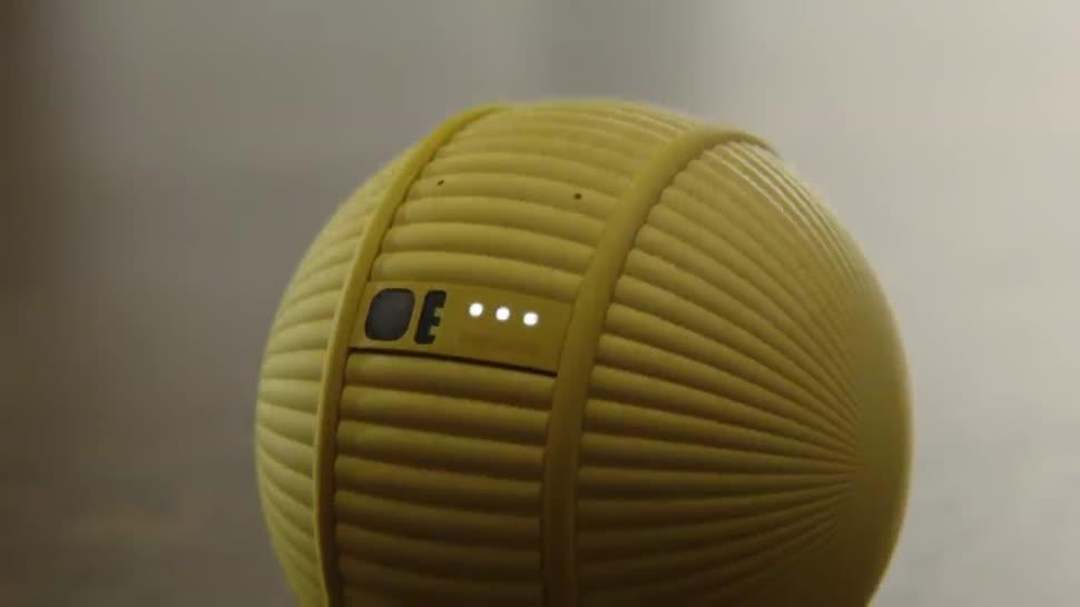 Samsung, Ces, Roboter, CES 2020, Samsung Electronics, Ballie