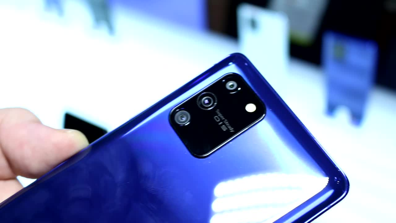 Smartphone, Android, Samsung, Samsung Galaxy, Ces, Samsung Mobile, Roland Quandt, CES 2020, Galaxy S10 Lite