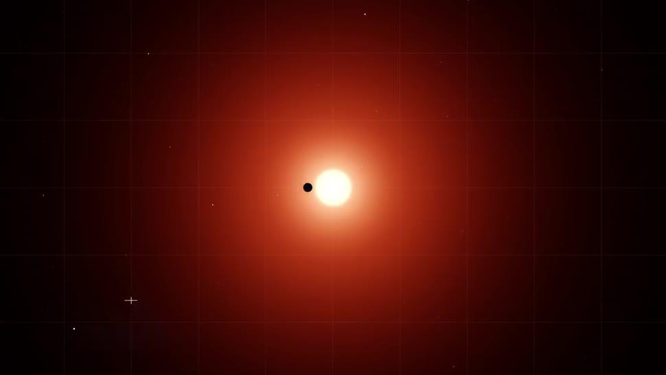 Nasa, Astronomie, Planet, Stern, TESS, TOI 700, TOI 700 d
