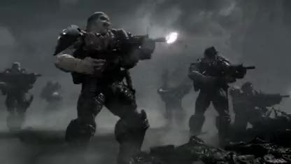 Xbox 360, Shooter, Epic Games, Gears of War 3