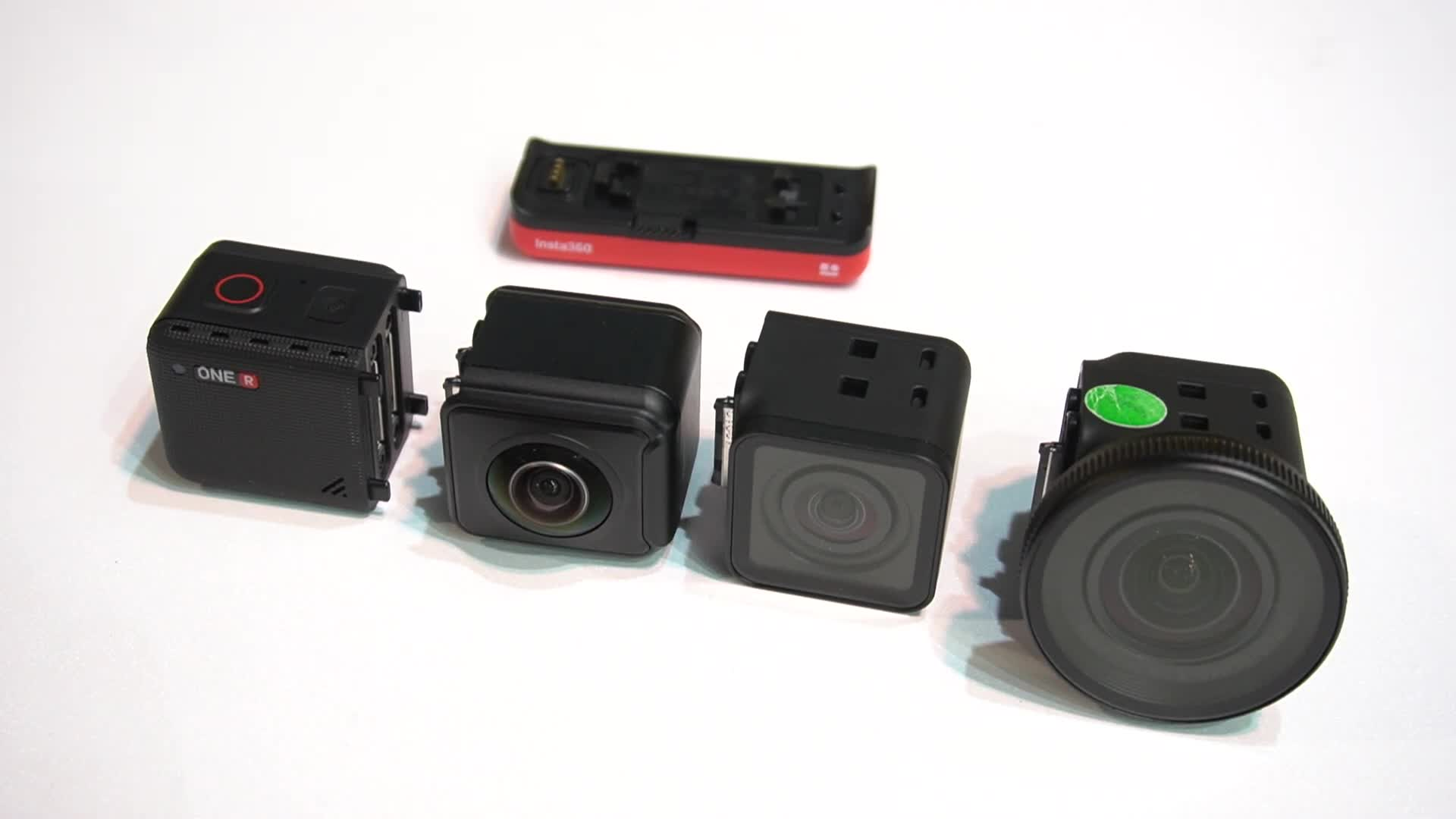 Hands-On, Ces, Hands on, NewGadgets, Johannes Knapp, CES 2020, Action-Cam, Action-Kamera, Insta360, Insta360 ONE R