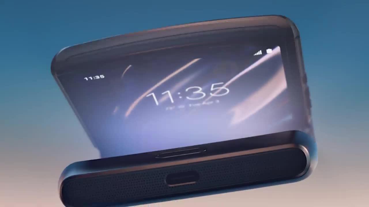 OLED, faltbar, Faltbares Display, Faltbares Smartphone, Razr, Motorola RAZR, Faltdisplay, Falt-Display