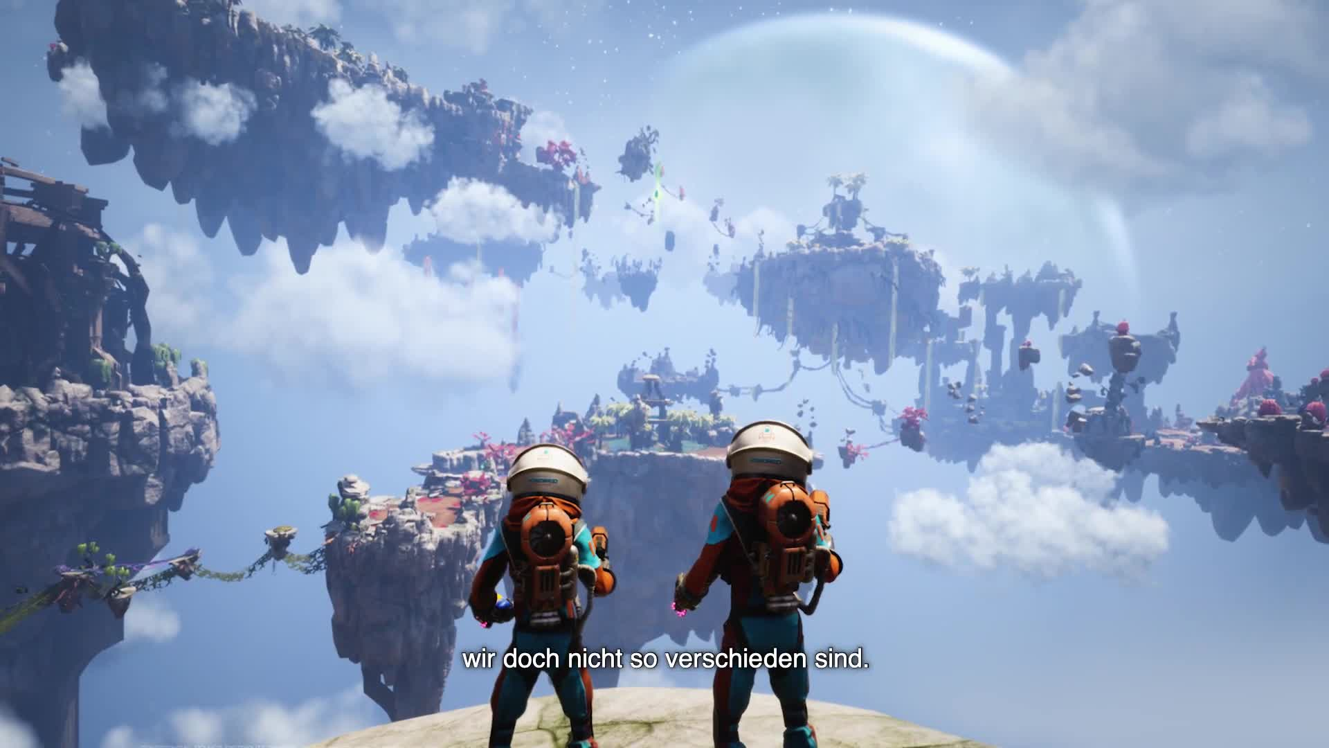 Trailer, Adventure, 505 Games, Journey to the Savage Planet, Typhoon Studios