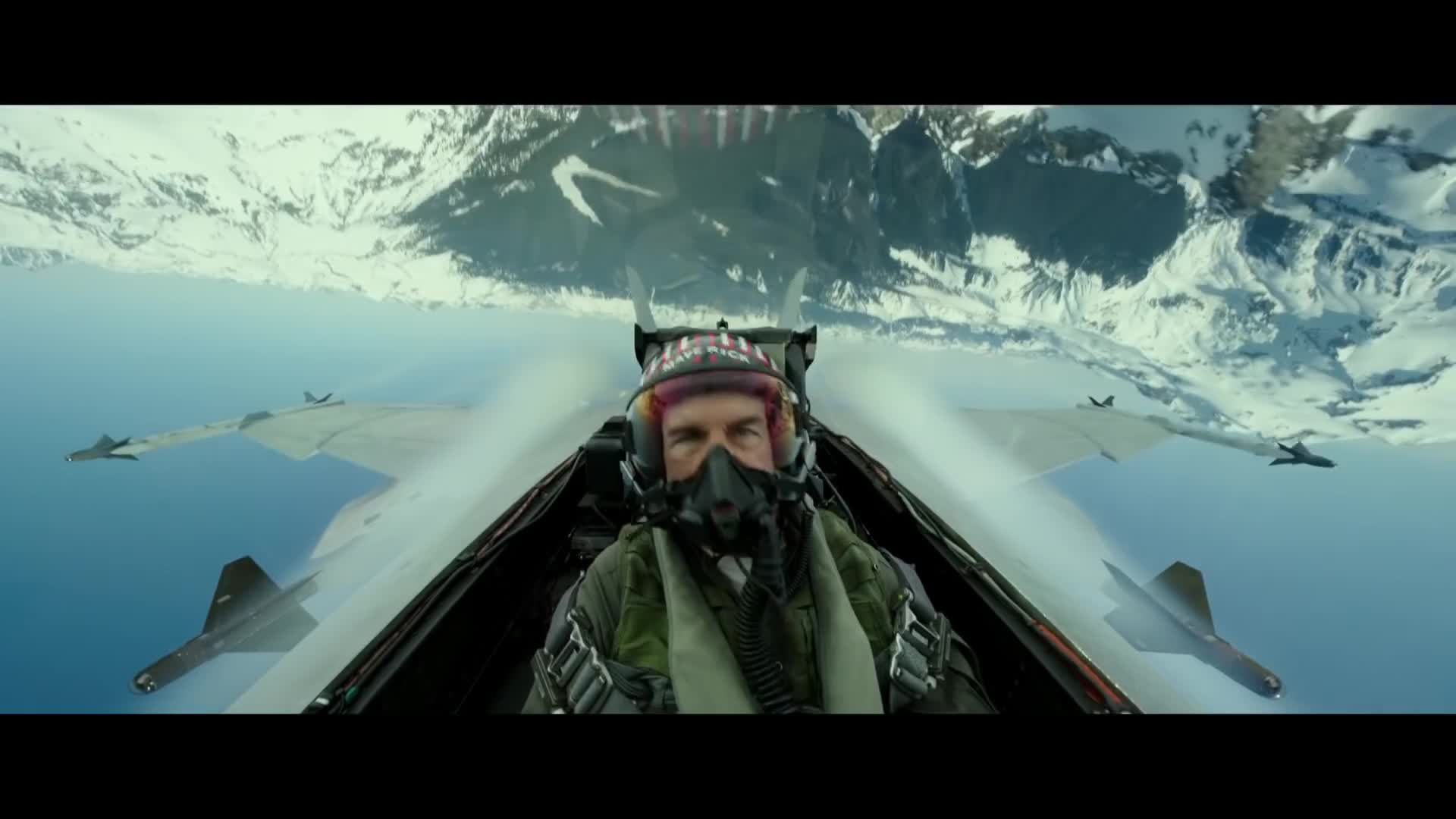 Trailer, Kino, Kinofilm, Super Bowl, Super Bowl 2020, Tom Cruise, Top Gun, Top Gun Maverick