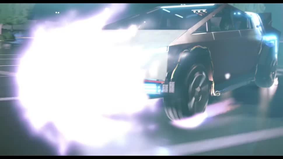 Auto, Elektroautos, tesla, Elon Musk, Elektromobilität, Elektroauto, Cybertruck, Zurück In Die Zukunft, Tesla Cybertruck