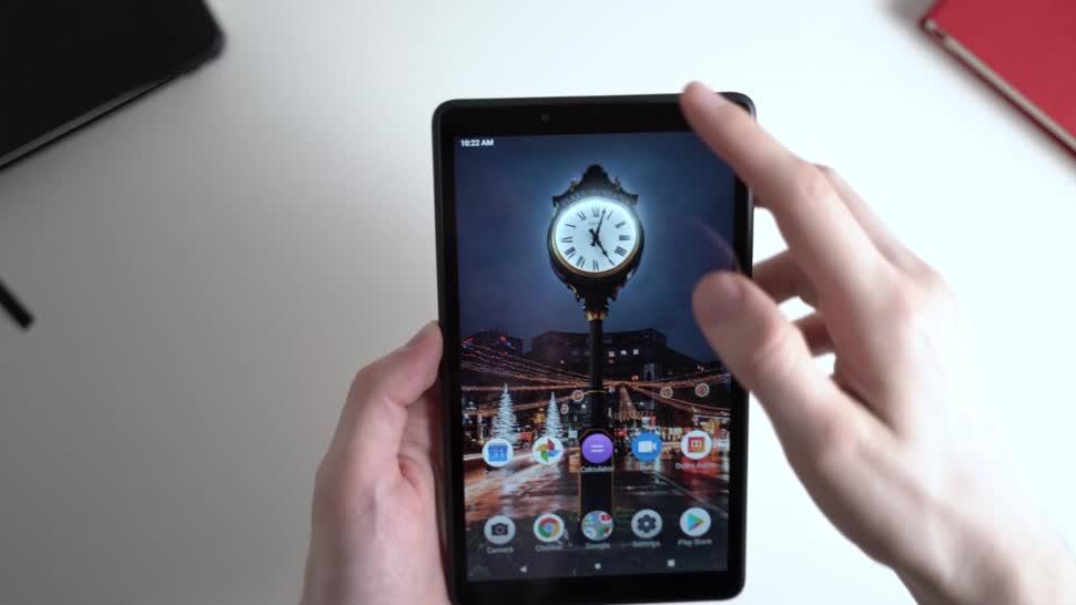 Android, Tablet, Test, Lenovo, Andrzej Tokarski, Tabletblog, Android Go, Android 9, Lenovo Tab, Android Go Edition, Lenovo Tab M7, Tab M7