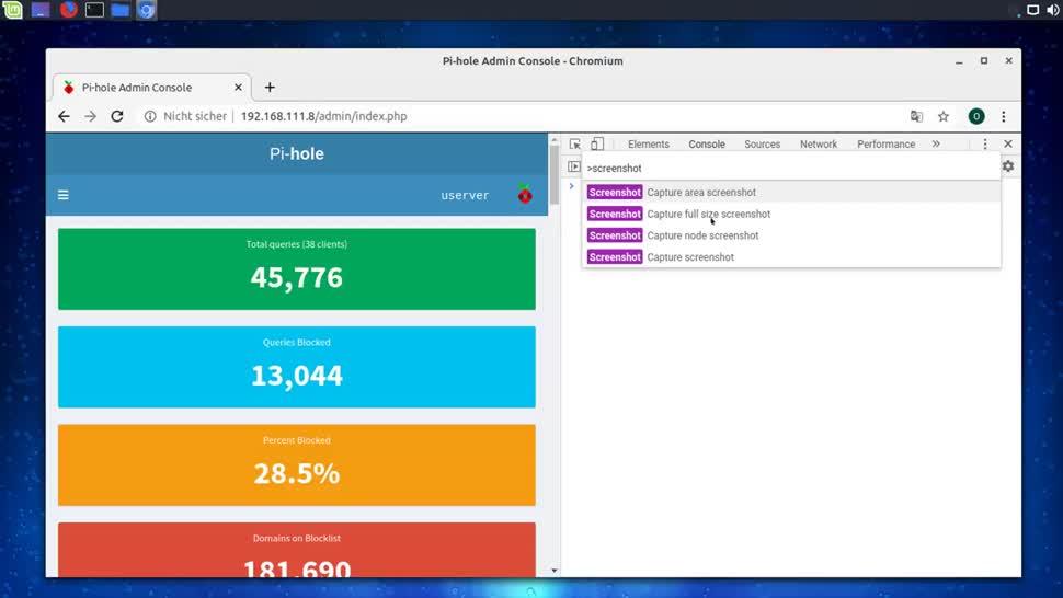 Browser, Chrome, SemperVideo, Screenshots, Bildschirmfoto, Praxistipp