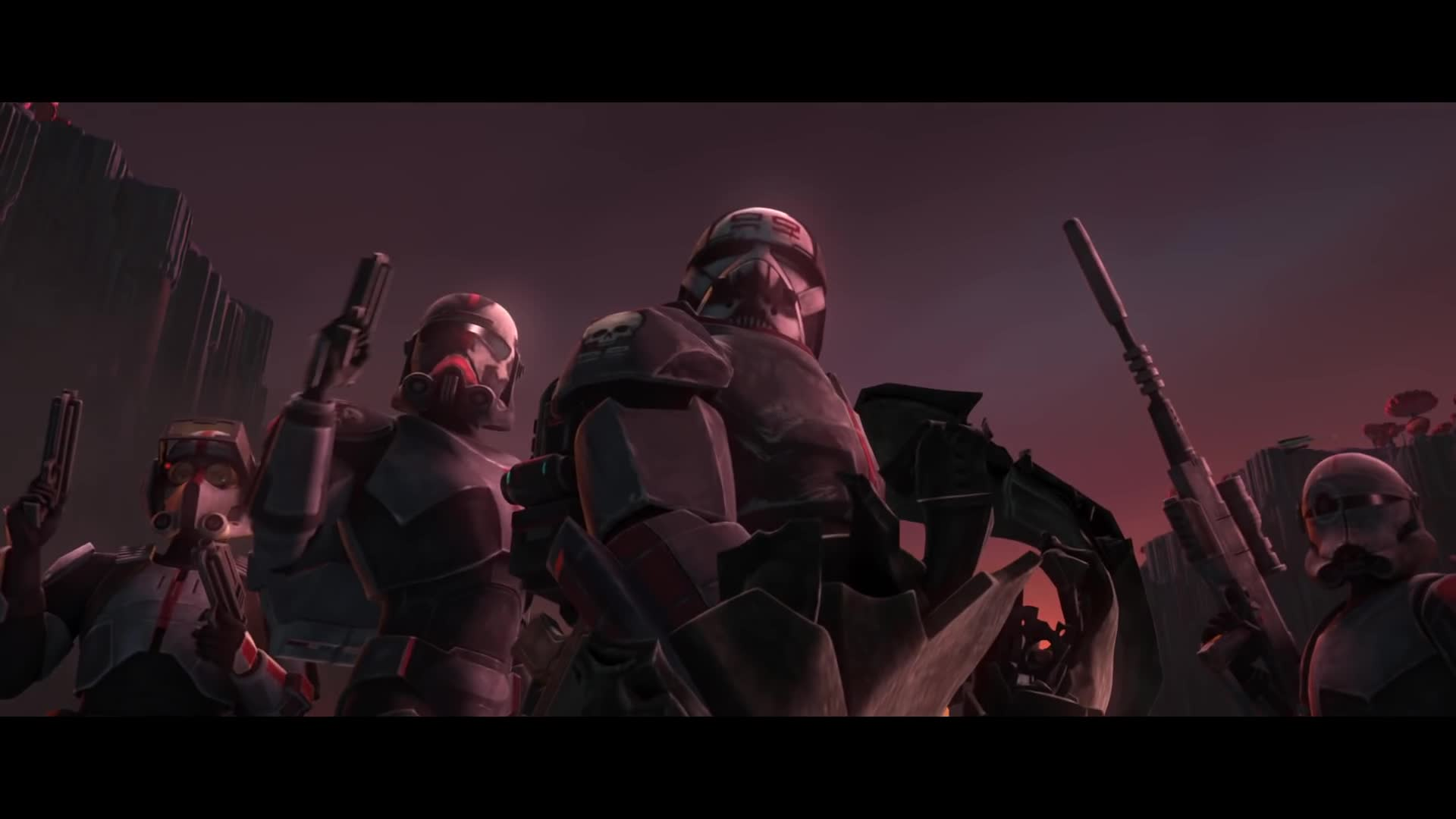 Trailer, Serie, Star Wars, Disney, Disney+, The Clone Wars, Star Wars: The Clone Wars