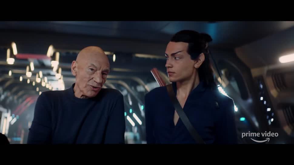 Trailer, Amazon, Serie, Amazon Prime, Amazon Prime Video, Teaser, Star Trek, Prime Video, Jean Luc Picard, Picard, Star Trek Picard, Star Trek:Picard, Star Trek: Picard
