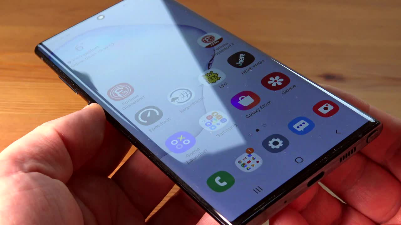 Smartphone, Android, Samsung, Test, Galaxy, ValueTech, Galaxy Note 10