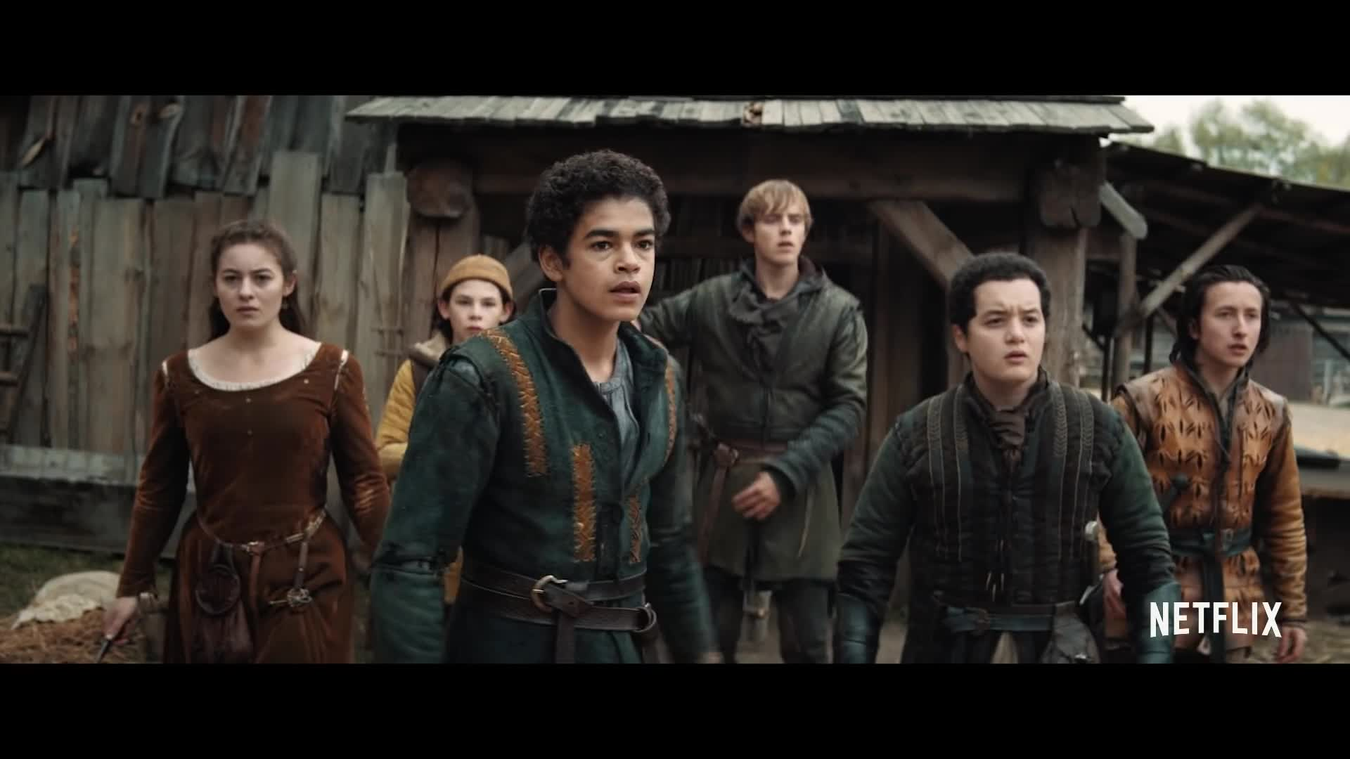 Trailer, Netflix, Serie, Fantasy, Der Brief für den König