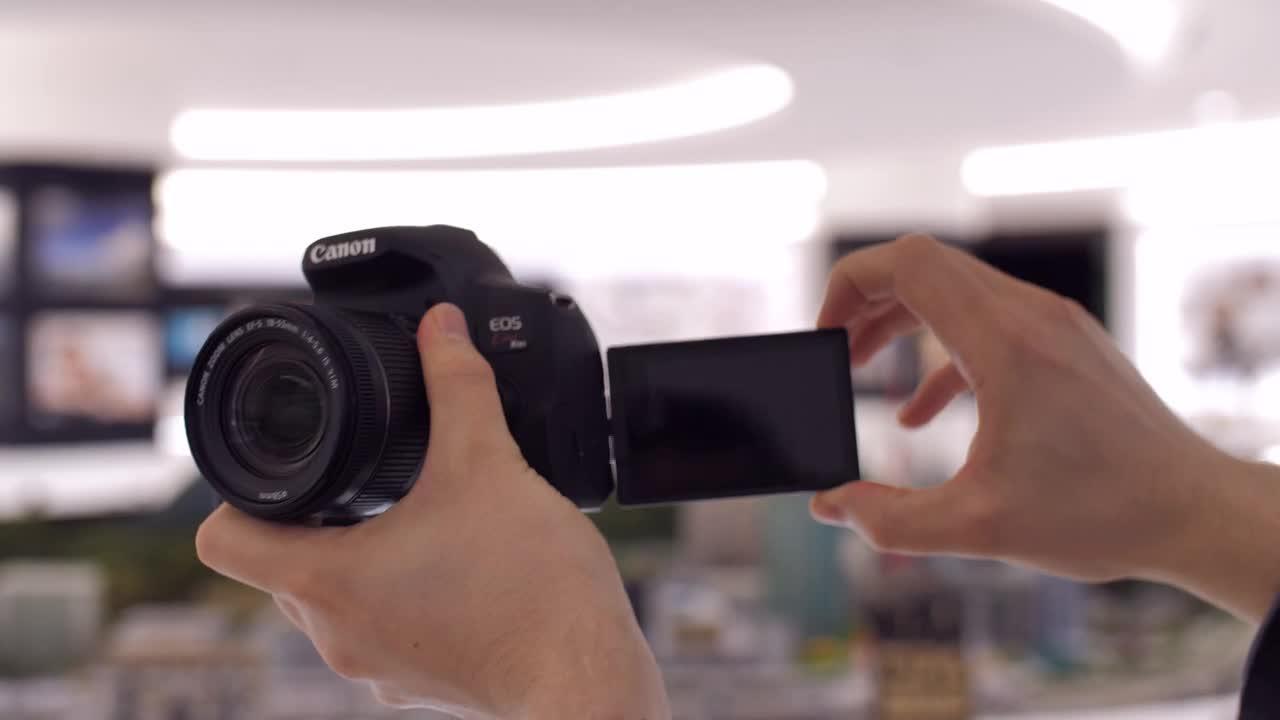 Kamera, ValueTech, Digitalkamera, Canon, Dslr, Spiegelreflex, EOS 850D, Digic-8