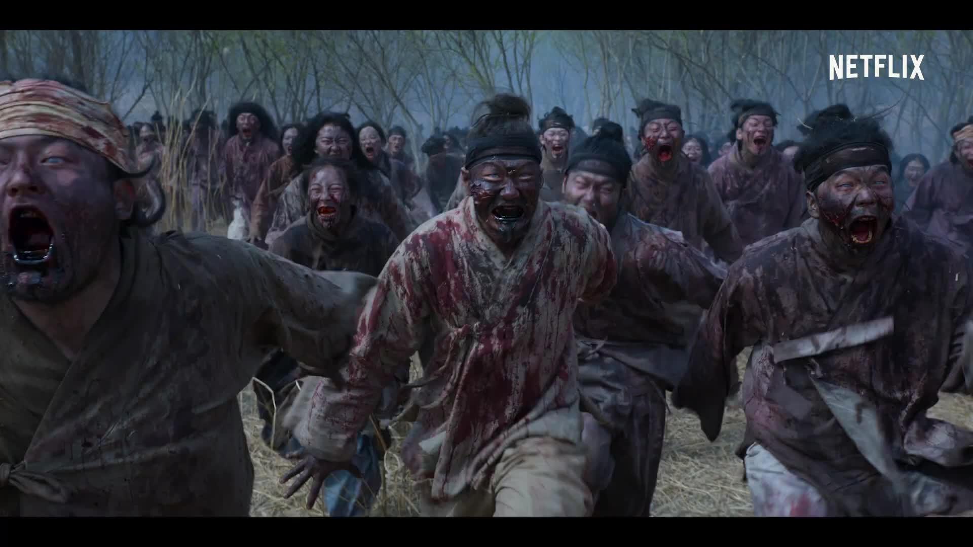 Trailer, Netflix, Serie, Zombies, Südkorea, Korea, Kingdom