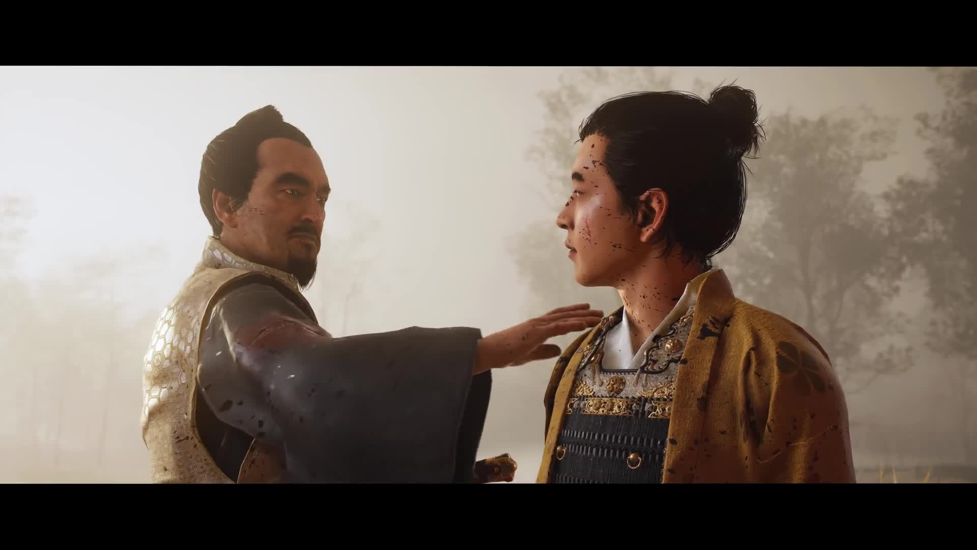 Trailer, Sony, PlayStation 4, Playstation, PS4, Sony PlayStation 4, actionspiel, Sony PS4, Ghost of Tsushima