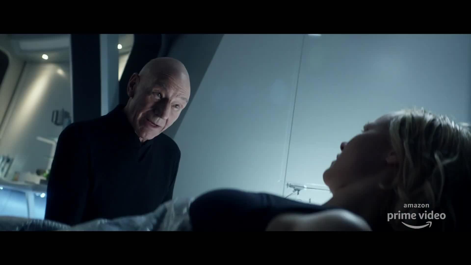 Trailer, Amazon, Serie, Amazon Prime, Teaser, Amazon Prime Video, Star Trek, Prime Video, Jean Luc Picard, Picard, Star Trek Picard, Star Trek:Picard, Star Trek: Picard