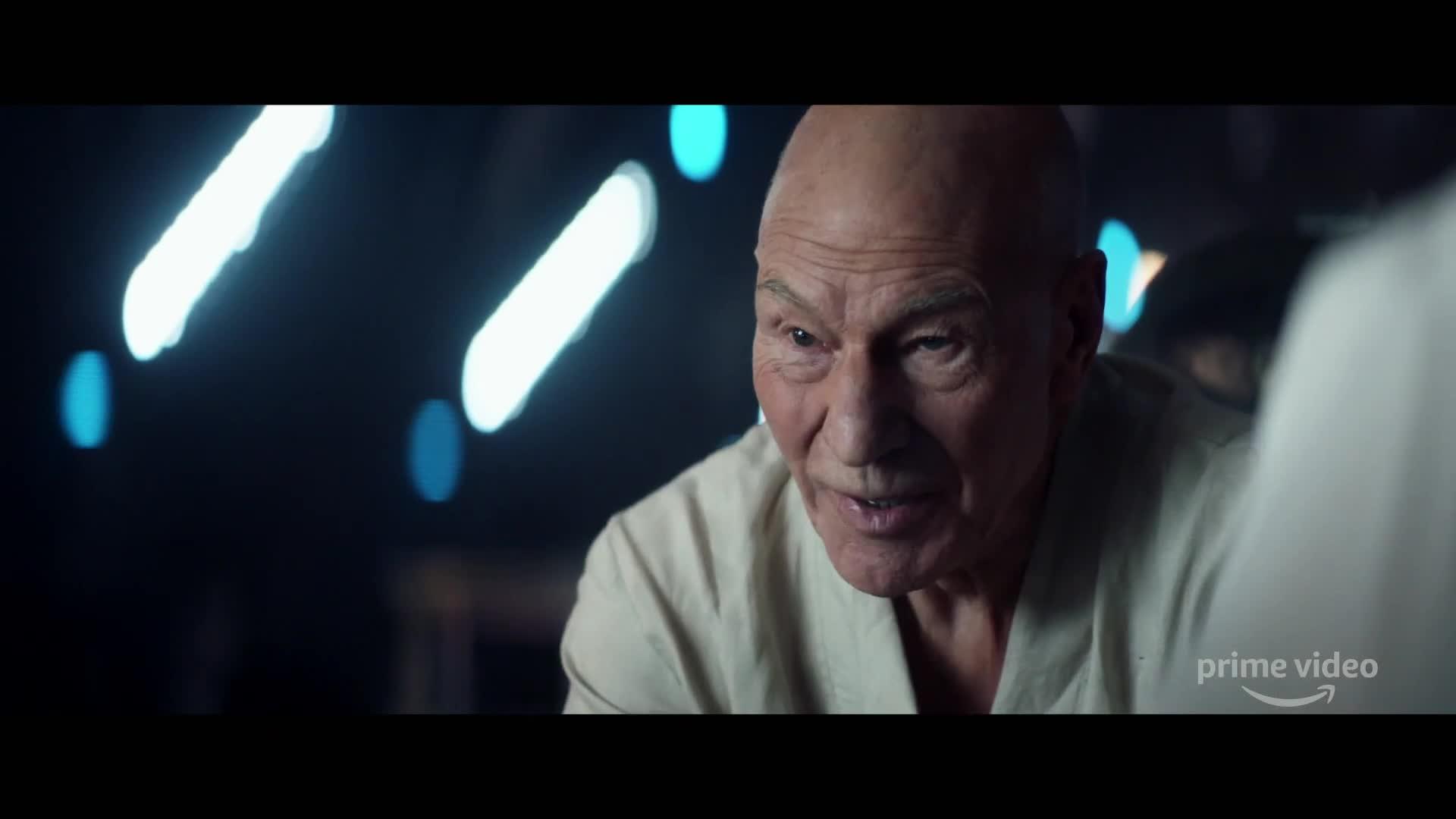 Trailer, Amazon, Serie, Amazon Prime, Amazon Prime Video, Teaser, Star Trek, Prime Video, Jean Luc Picard, Picard, Star Trek Picard, Star Trek:Picard