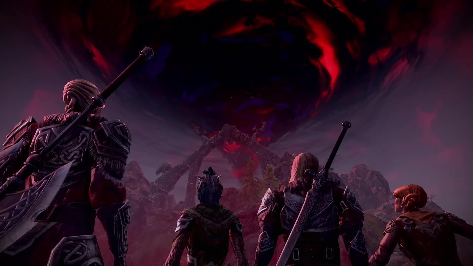 Trailer, Online-Spiele, Mmorpg, Mmo, Bethesda, Online-Rollenspiel, The Elder Scrolls Online, Bethesda Softworks, Greymoor