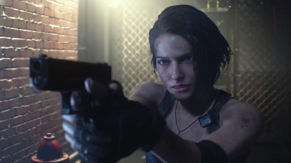 Trailer, Capcom, Resident Evil, Survival Horror, Resident Evil 3, Project Resistance, Resident Evil Resistance