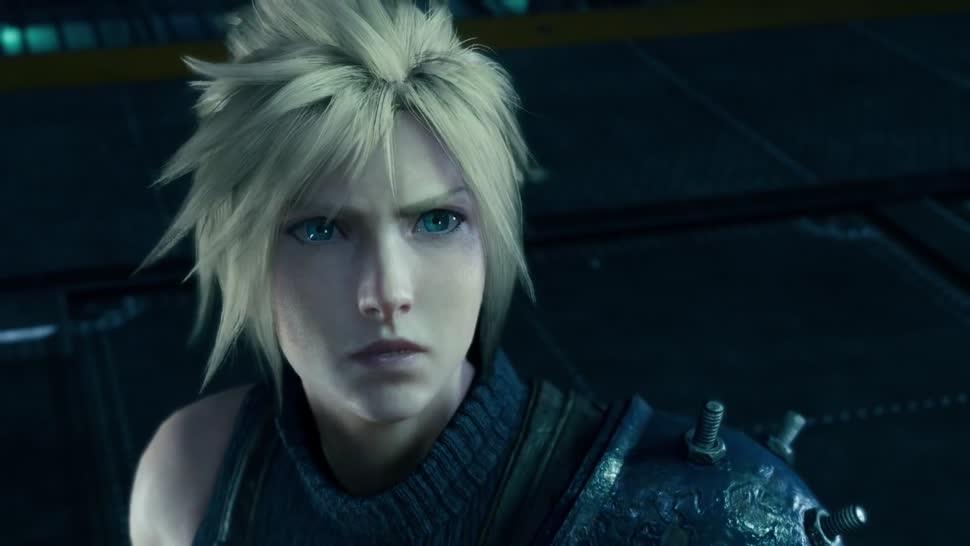 Trailer, Rollenspiel, Square Enix, Final Fantasy, final fantasy 7, JRPG, Final Fantasy 7 Remake