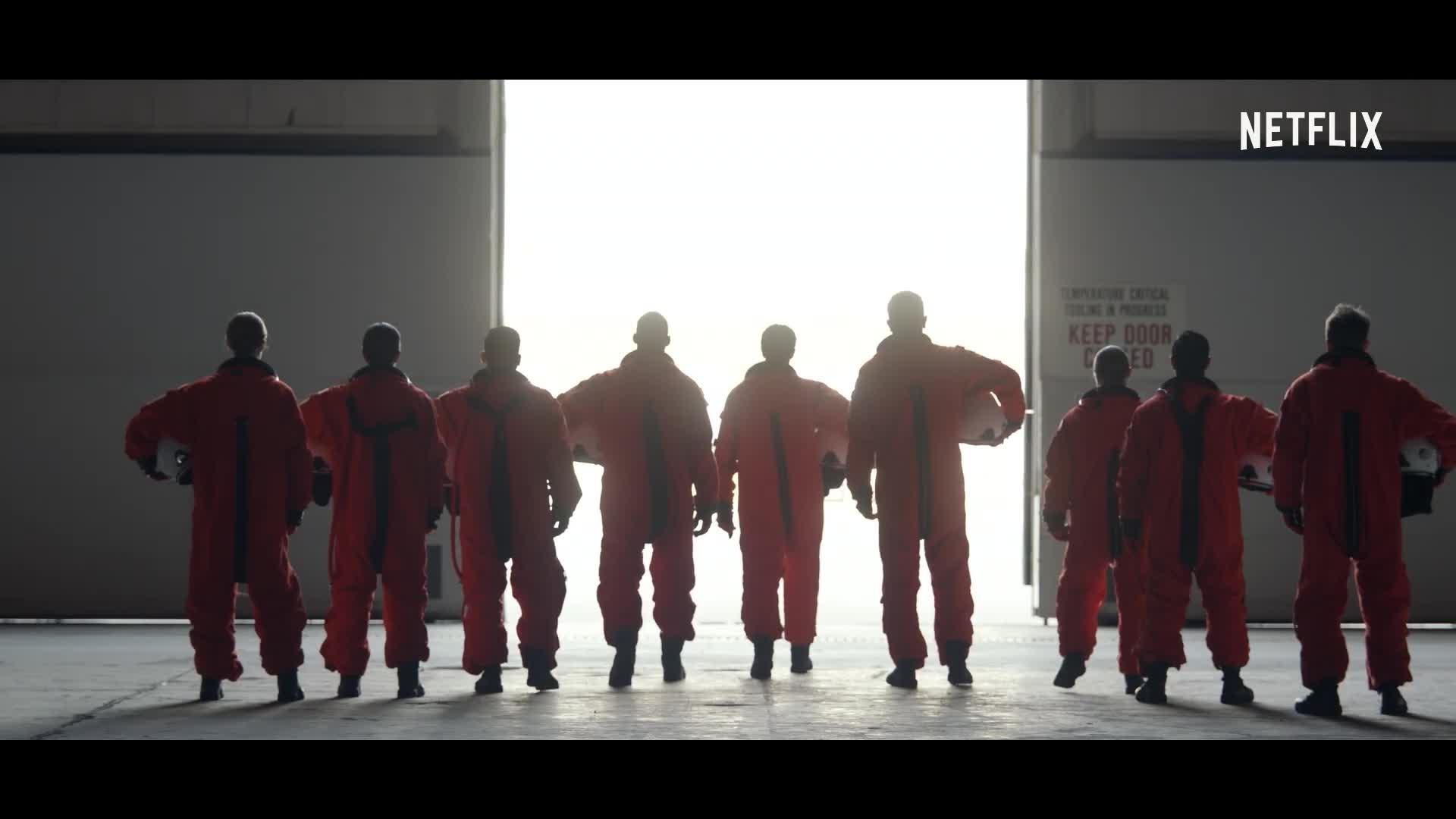 Trailer, Netflix, Serie, Comedy, Space Force, Steve Carell