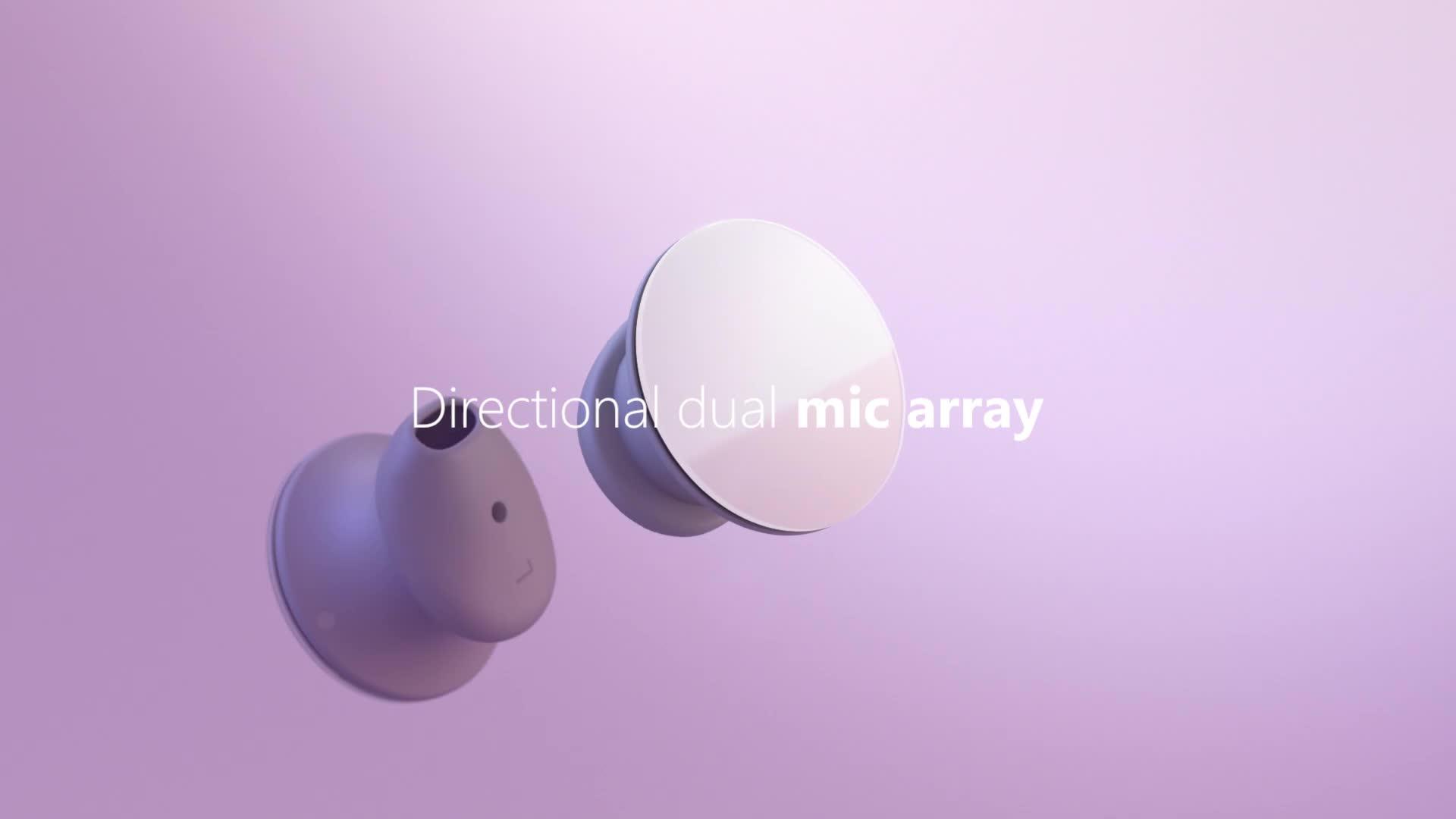 Microsoft, Surface, Microsoft Surface, Kopfhörer, Bluetooth, Earbuds, Surface earBuds, Surface Earbuds 2