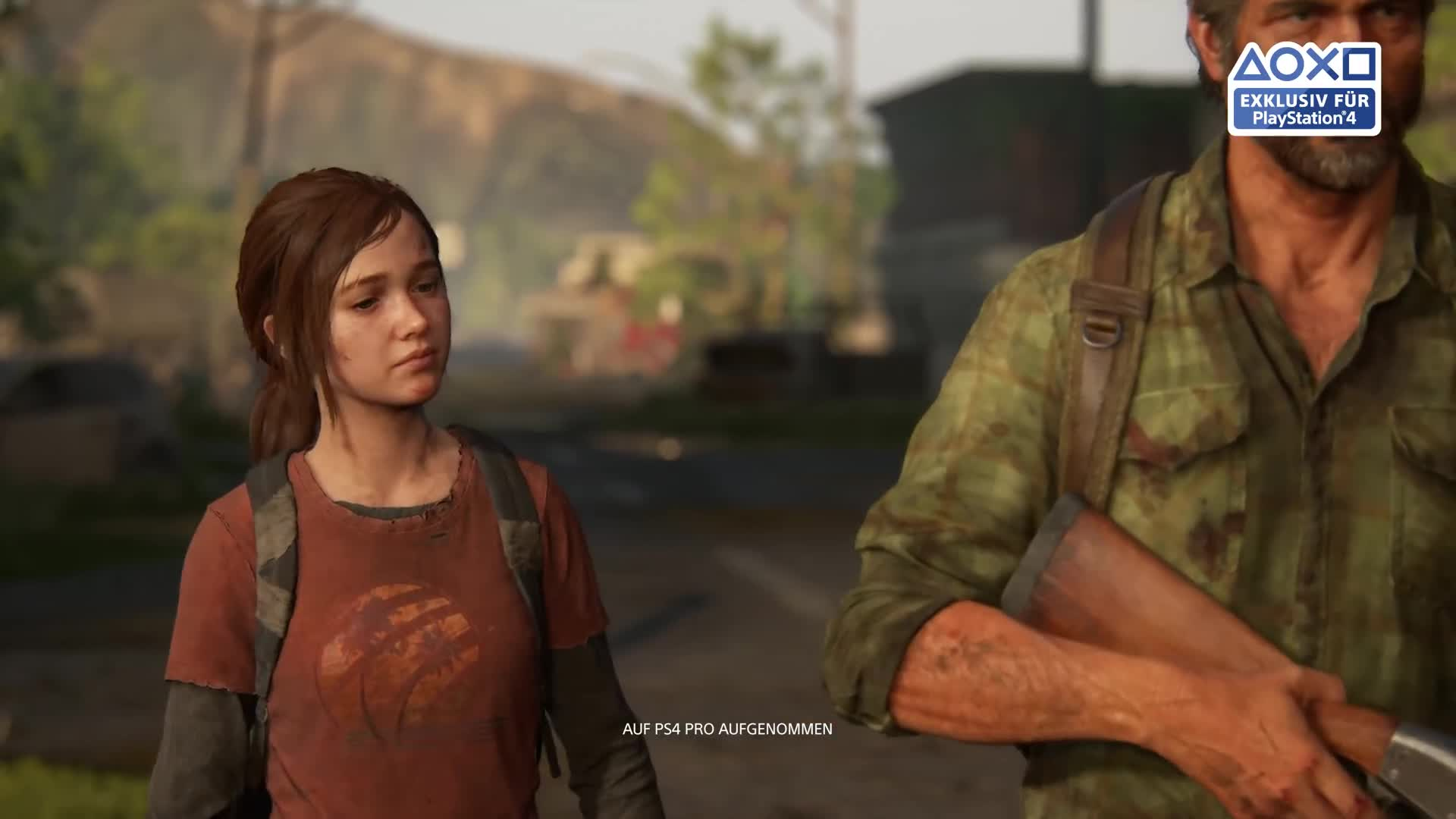 Trailer, Sony, PlayStation 4, Playstation, PS4, Sony PlayStation 4, Sony PS4, The Last of Us, Naughty Dog, The Last of Us part 2, The Last of Us 2