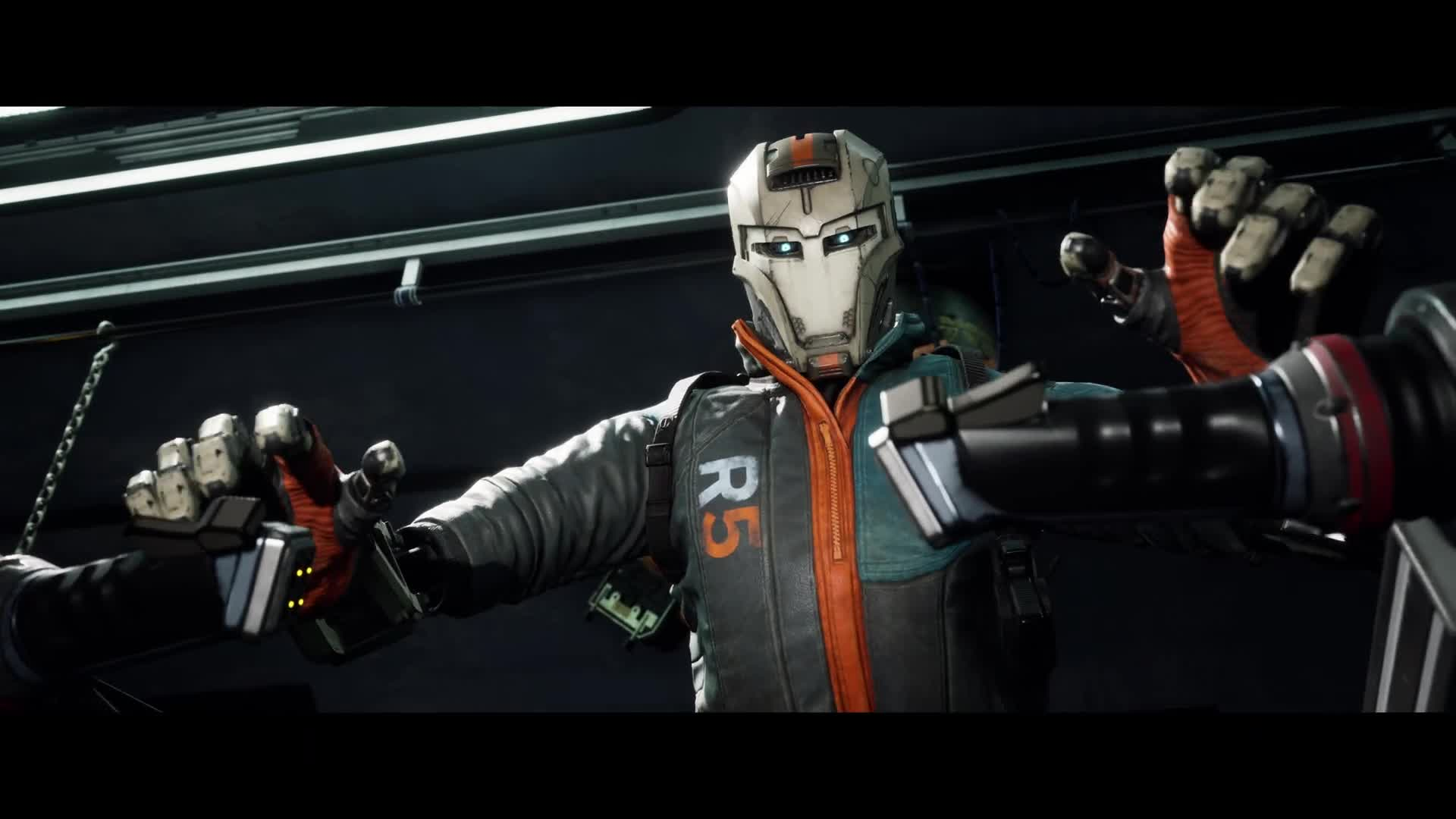 Trailer, Shooter, Disintegration, V1 Interactive, Private Division