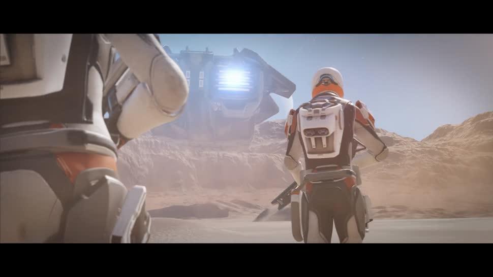 Trailer, Simulation, Erweiterung, Add-on, Frontier Developments, Elite Dangerous Odyssey, Elite Dangerous