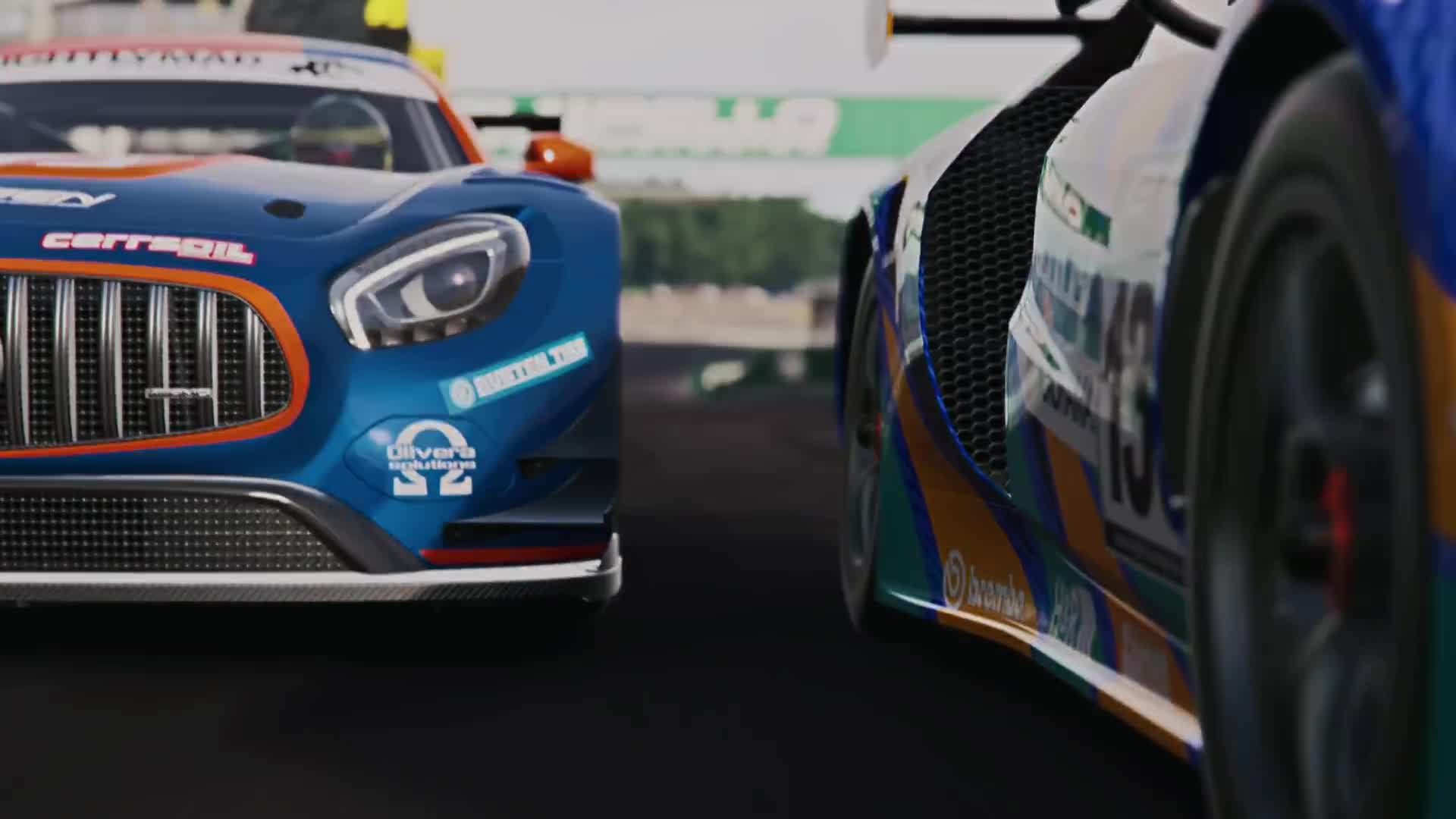 Trailer, Rennspiel, Bandai Namco, Slightly Mad Studios, Project Cars, Project Cars 3