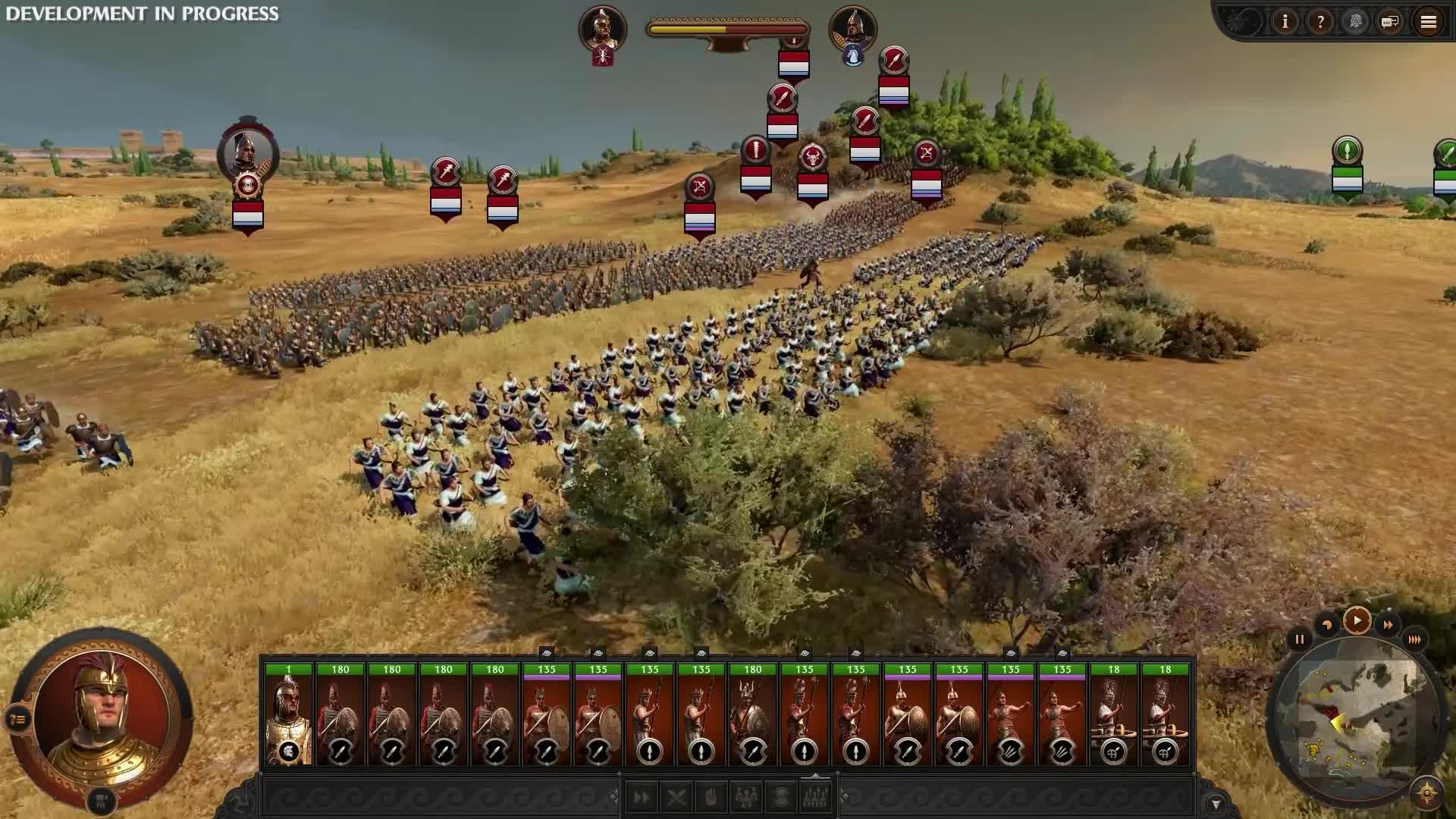 Trailer, Gameplay, Strategiespiel, SEGA, Total War, Creative Assembly, Total War Saga: Troy, A Total War Saga: TROY, Total War Saga