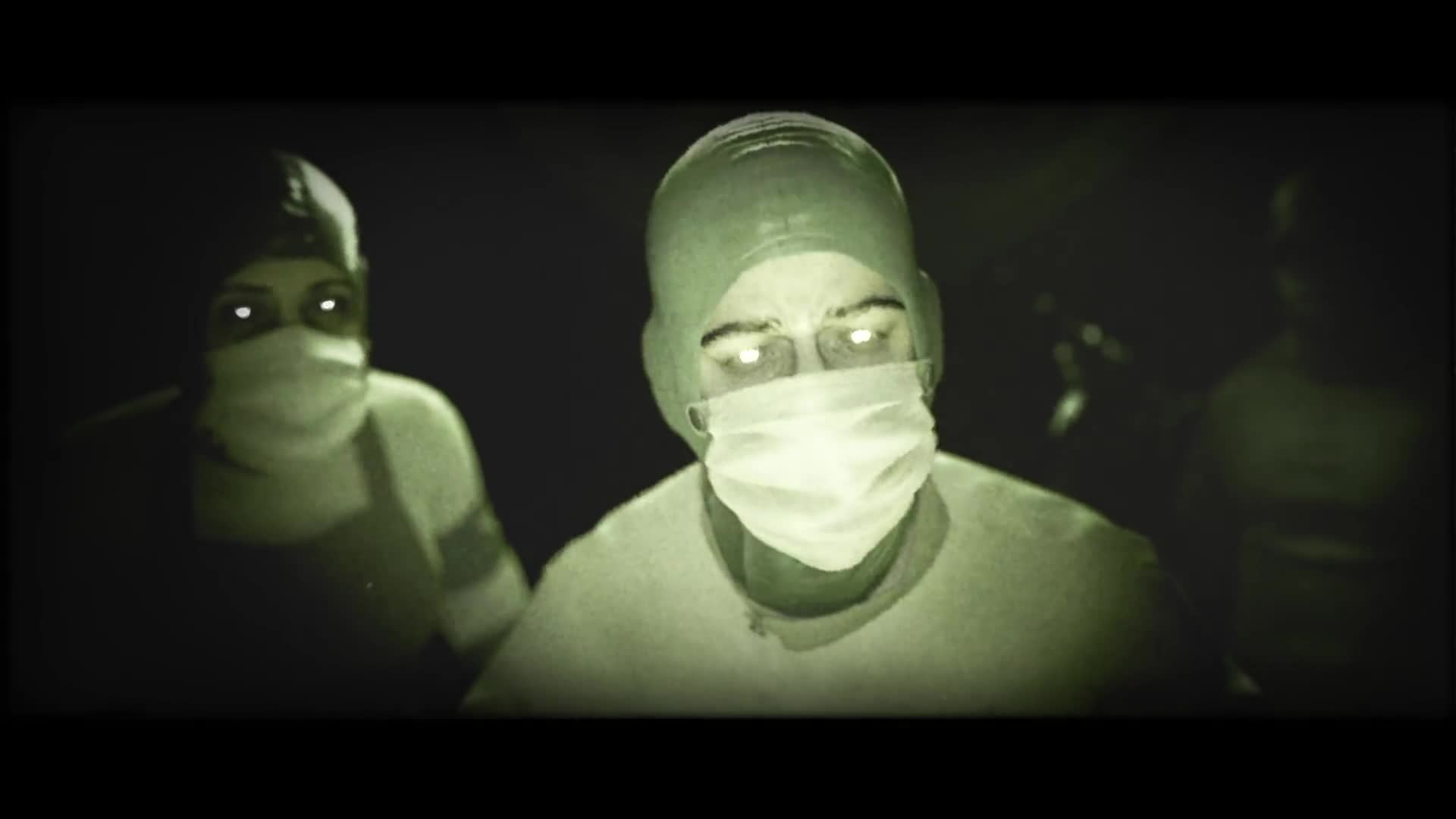 Trailer, Teaser, Horror, Survival Horror, Outlast, Red Barrels, The Outlast Trials