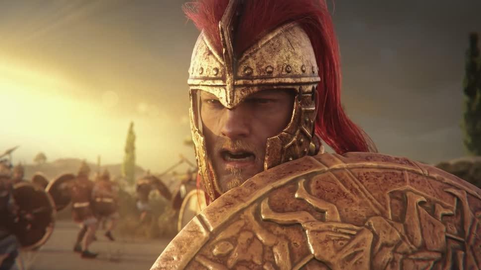 Trailer, Strategiespiel, SEGA, Total War, A Total War Saga: TROY, Total War: TROY