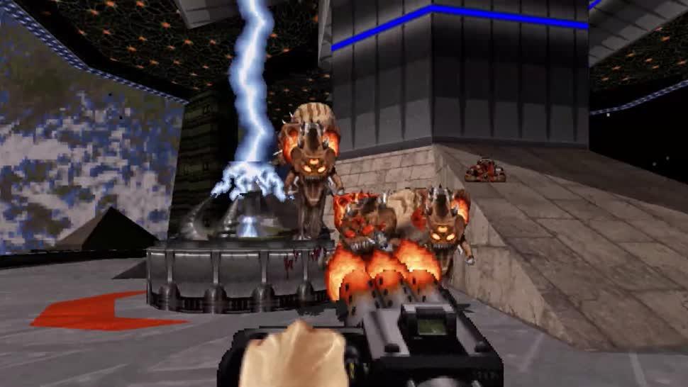 Nintendo, Ego-Shooter, Shooter, Nintendo Switch, Duke Nukem, Duke Nukem 3D, Duke Nukem 3D: World Tour, Duke Nukem 3D: 20th Anniversary Edition World Tour