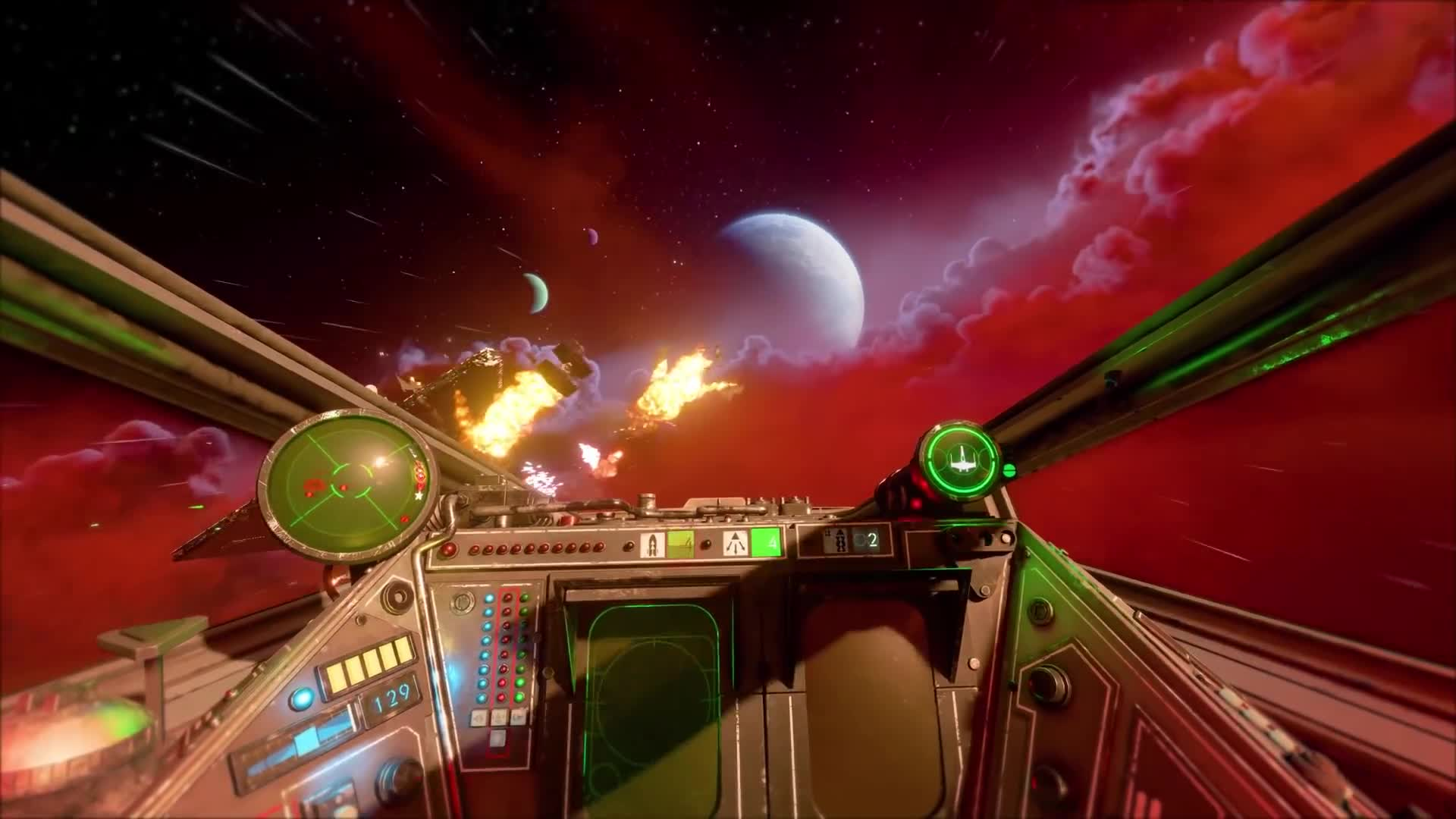Trailer, Electronic Arts, Ea, Gameplay, Star Wars, Star Wars: Squadrons
