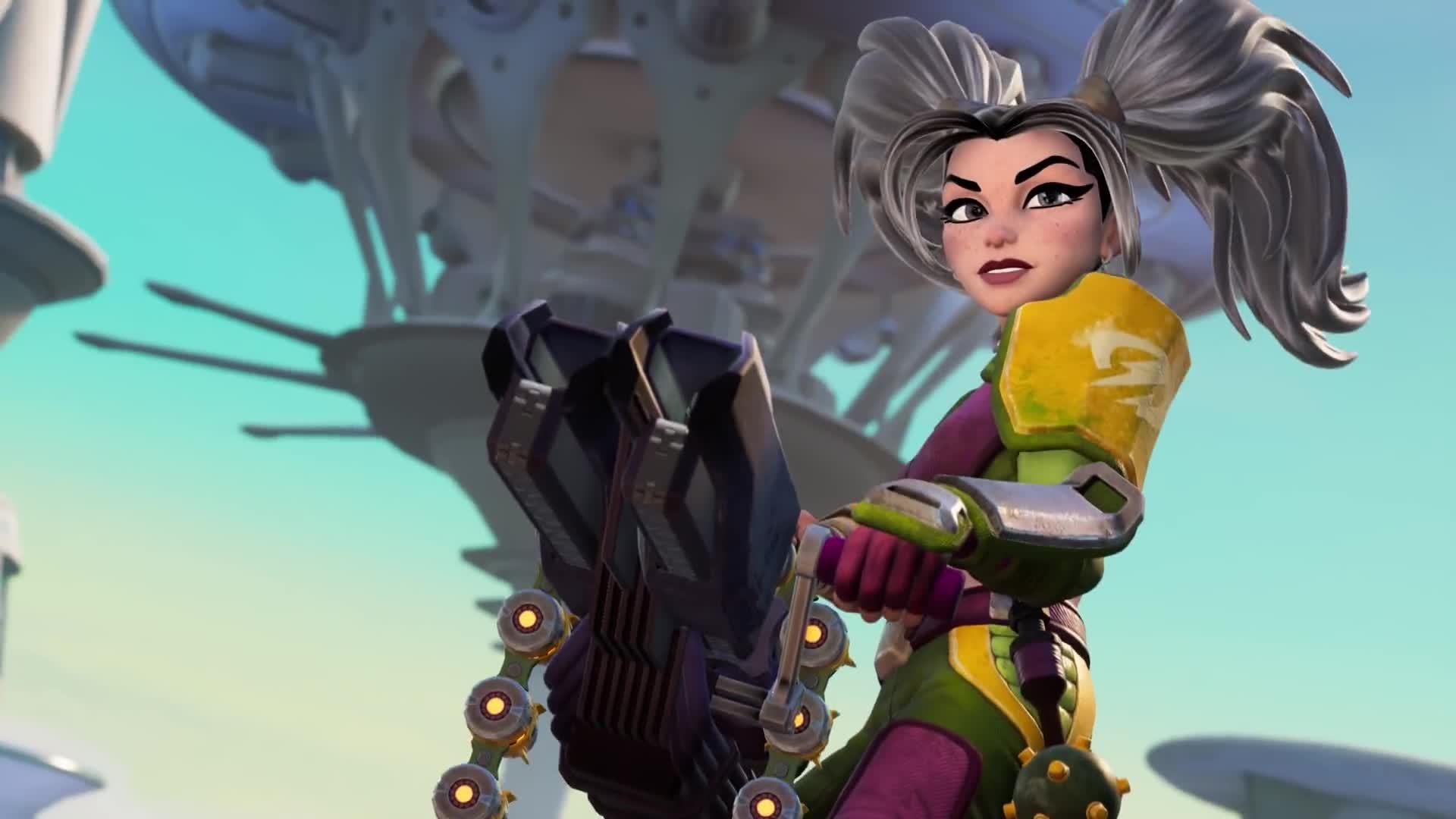 Trailer, Electronic Arts, Ea, Shooter, Online-Spiele, Rocket Arena