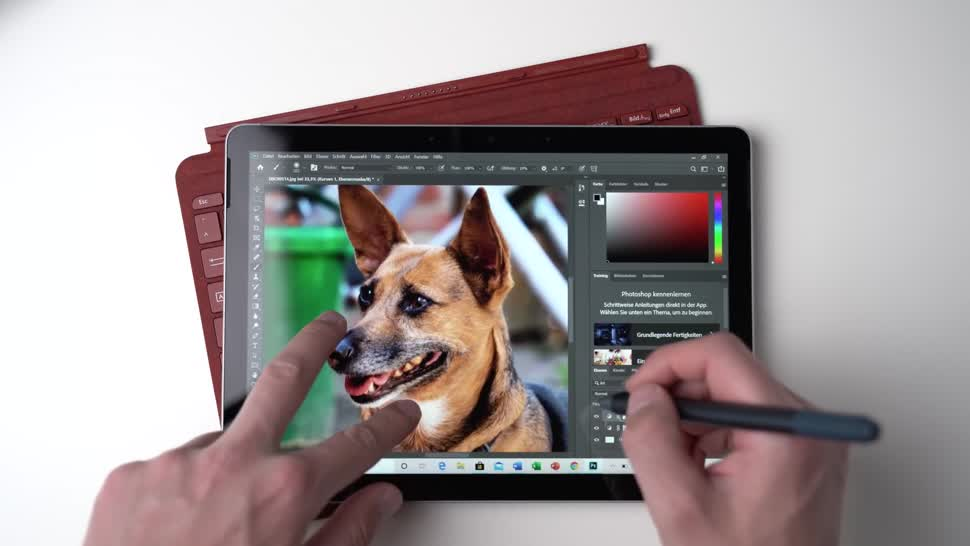 Microsoft, Tablet, Surface, Microsoft Surface, Test, Andrzej Tokarski, Tabletblog, Surface Tablet, Surface Go, Microsoft Surface Go, Microsoft Surface Go 2, Surface Go 2
