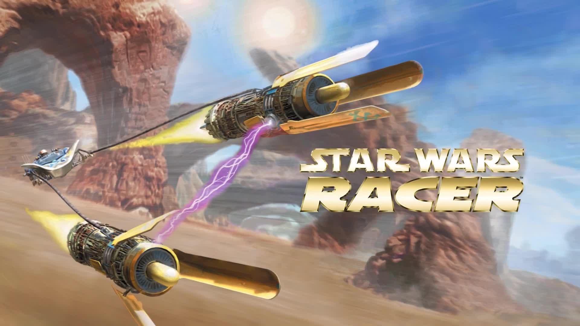 Trailer, Sony, Nintendo, PlayStation 4, PS4, Sony PlayStation 4, Nintendo Switch, Rennspiel, Star Wars, Lucasfilm, STAR WARS EPISODE I: RACER, Star Wars Episode 1: Racer, Star Wars Episode 1, Podrennen, Aspyr