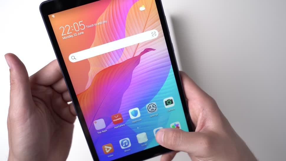 Android, Tablet, Huawei, Hands-On, Andrzej Tokarski, Tabletblog, Unboxing, MatePad, Emotion UI, Huawei MatePad, Huawei MatePad T8, MatePad T8