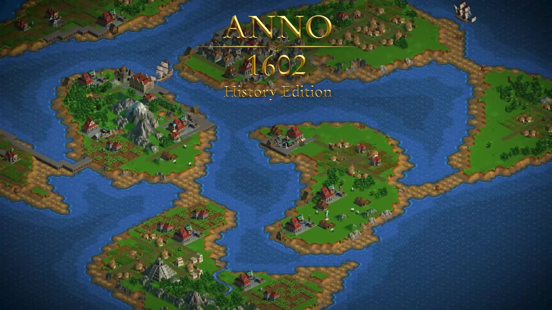 Trailer, Ubisoft, Simulation, Anno, Anno 1404, Anno 1602, Anno 1503, Anno 1701, Anno History Collection