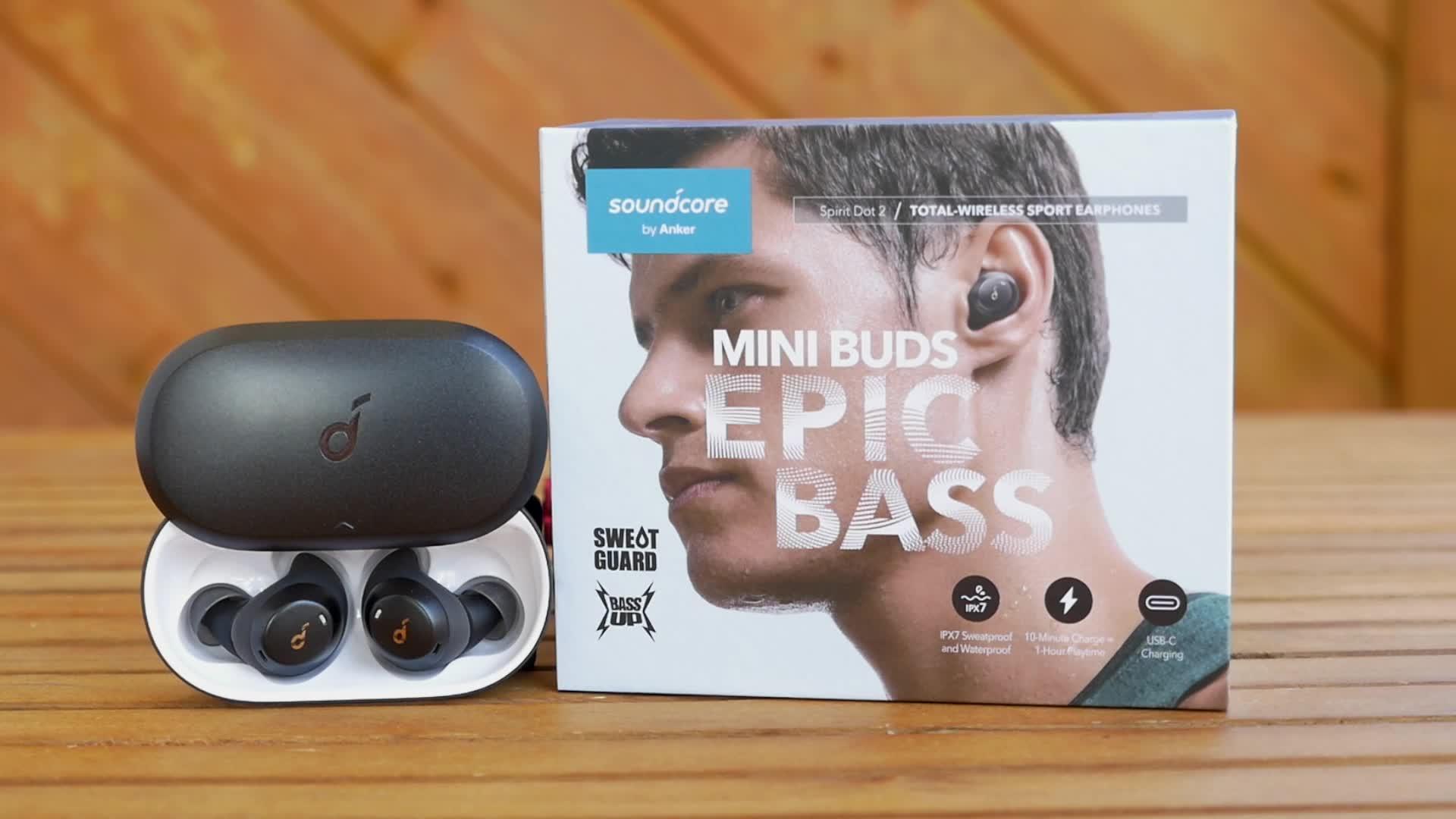 Test, Audio, Bluetooth, Timm Mohn, Ohrhörer, Anker, Soundcore Spirit Dot 2