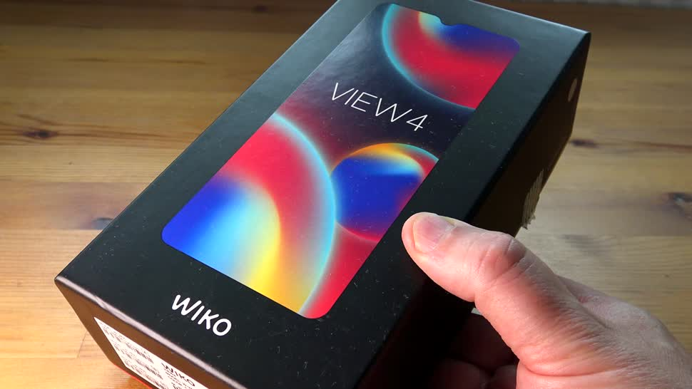 Smartphone, Android, Test, ValueTech, Wiko, View 4